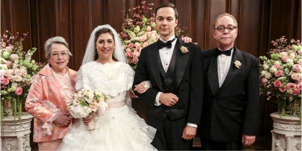 Kathy Bates mayim bialik jim parsons Raymond Teller The Big Bang Theory cbs