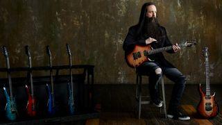 Ernie Ball Music Man John Petrucci 20th Anniversary