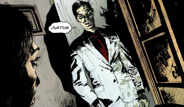Harvey Dent Batman