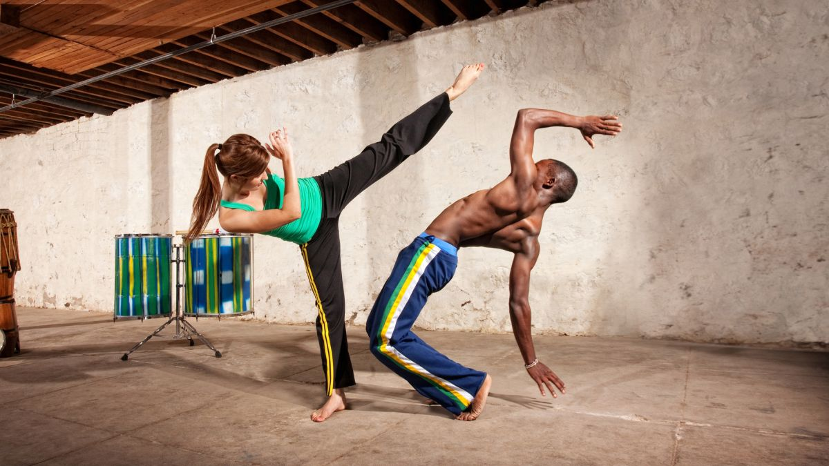 Watch: Get fit and kick butt with our martial arts-based weight loss workout