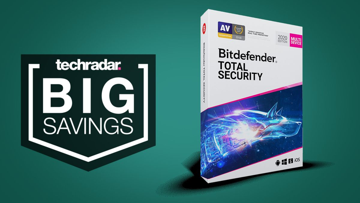 Antivirus deal: get a 60% discount on the world's best software from Bitdefender