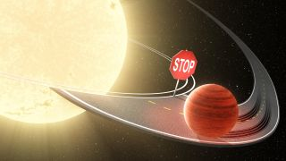 Stars' Gravity Halts Hot Jupiters' Migration