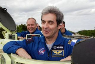 European Astronauts to Deliver New Space Station Lab