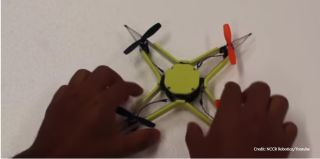 animal-inspired technology drone
