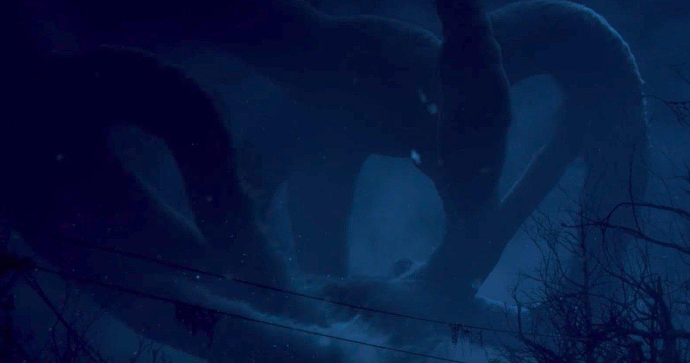 Stranger Things' Shadow Monster