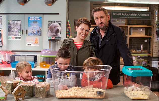 Lee Mack Not Going Out back for ninth series