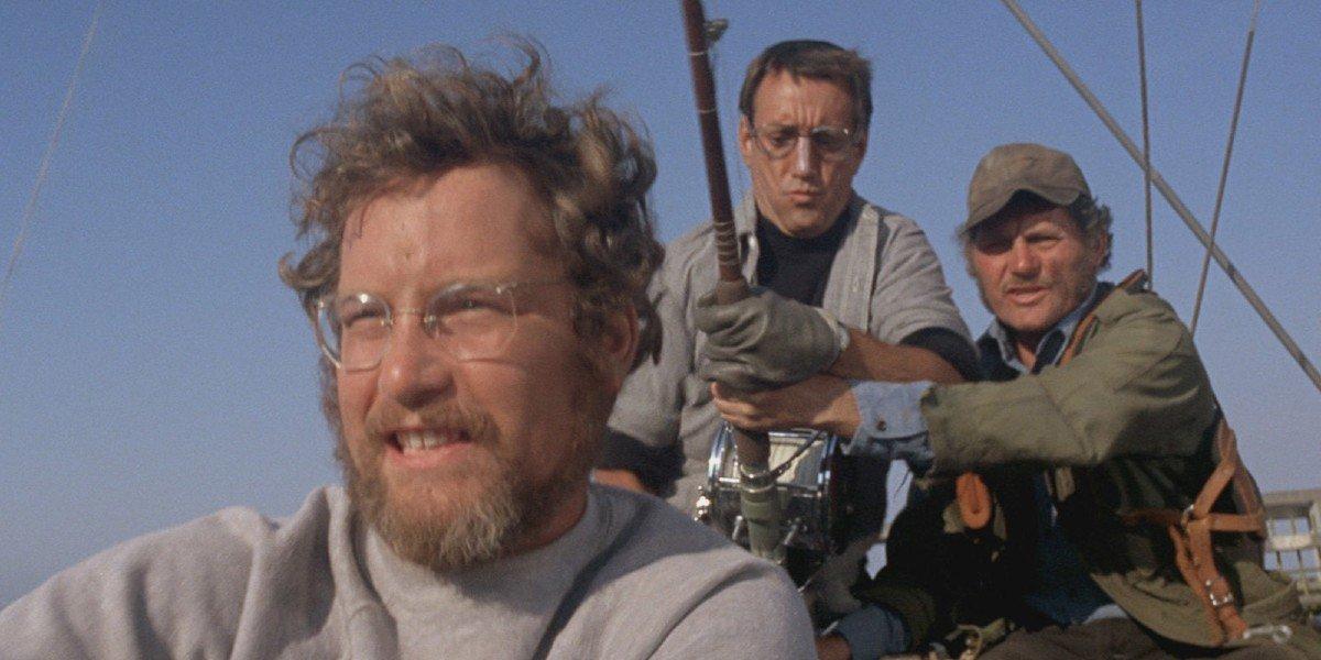Richard Dreyfuss, Roy Scheider, Robert Shaw - Jaws