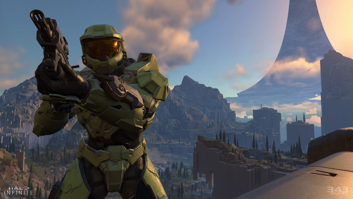 That Halo TV series you forgot about is headed to Paramount Plus