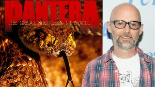 Moby on Pantera's The Great Southern Trendkill