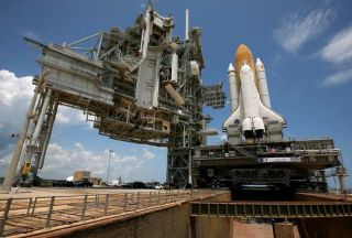 Weather Looks Good for Tuesday Shuttle Launch