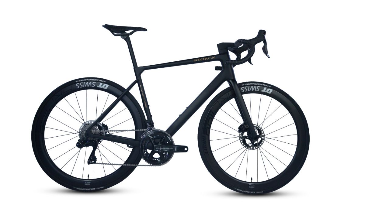 Storck's new Aernario.3 Signature Disc weighs 6.2kg and costs under £9K