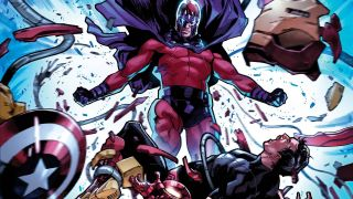 The Trial of Magneto #2
