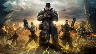 gears of war 3 key art
