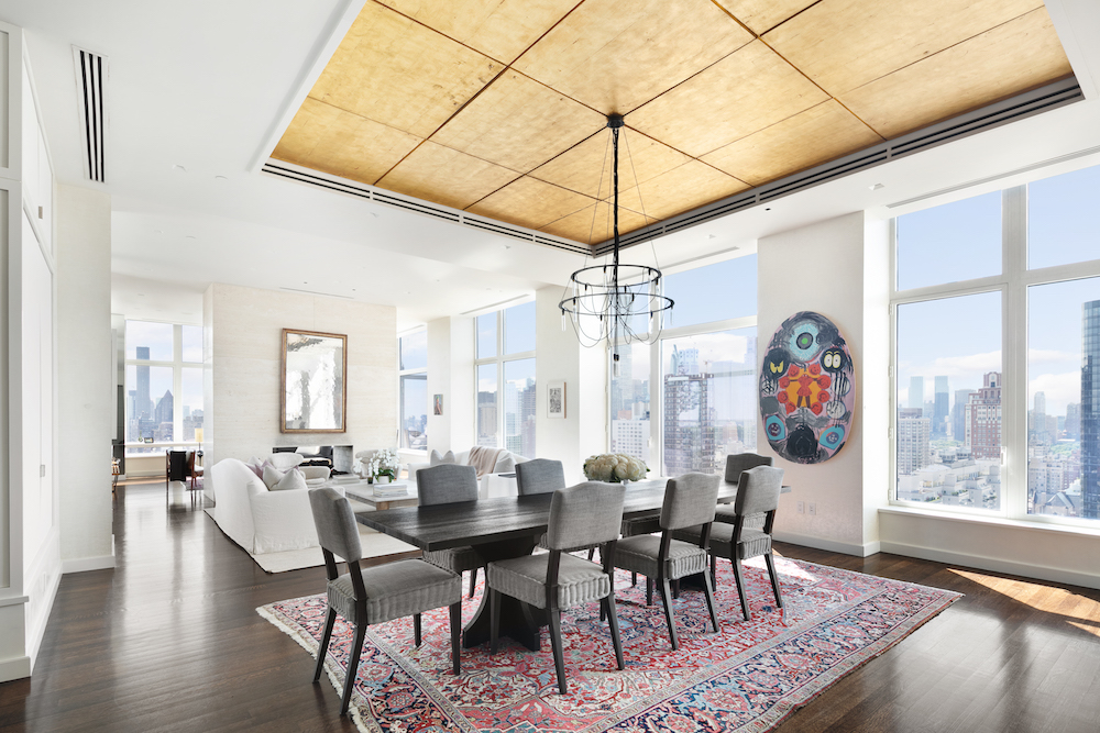 Explore Jennifer Lawrence's light and airy Manhattan penthouse