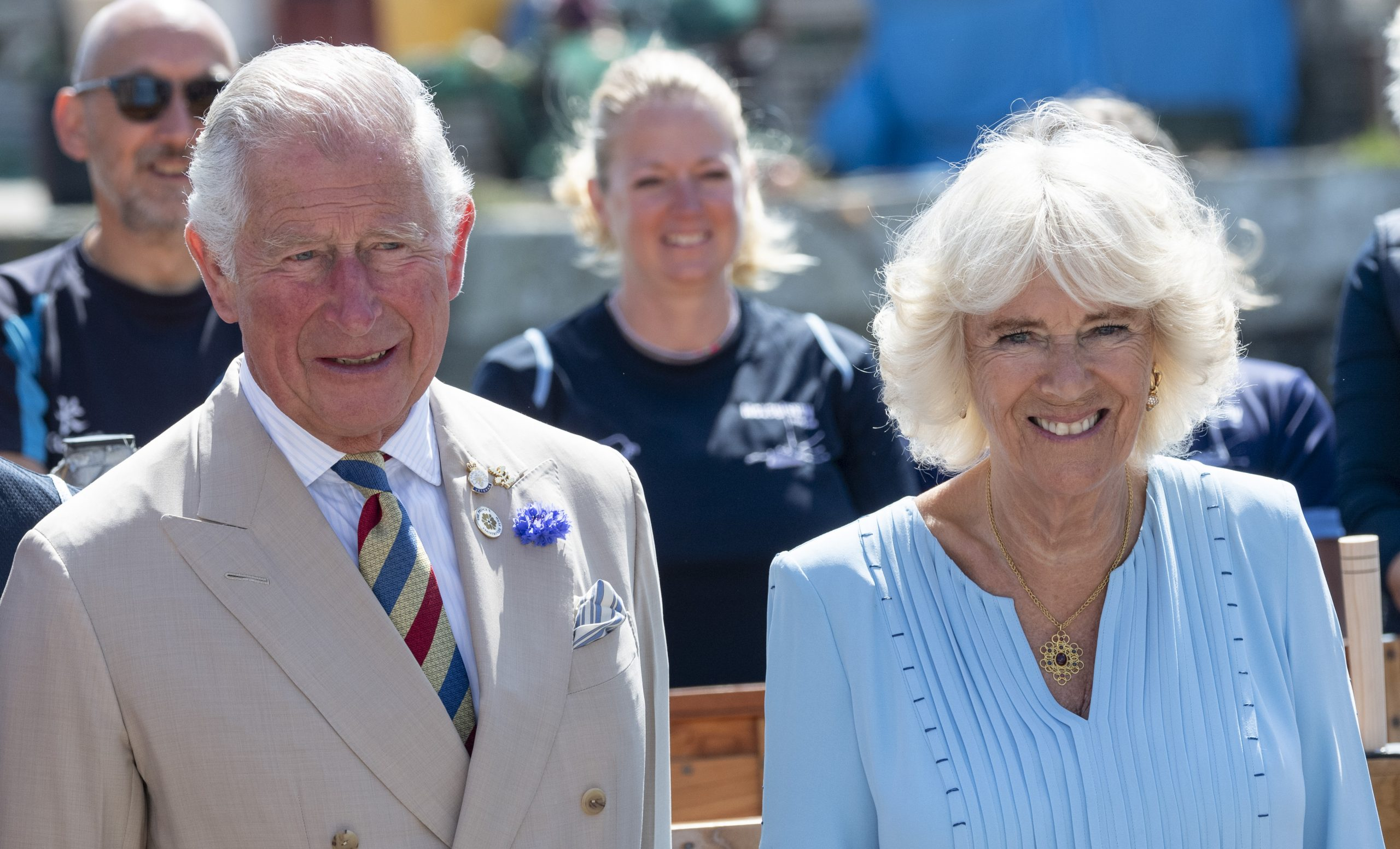 Inside Clarence House The London Abode Charles And Camilla Call Home