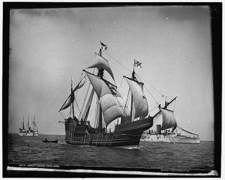Santa Maria Replica Ship