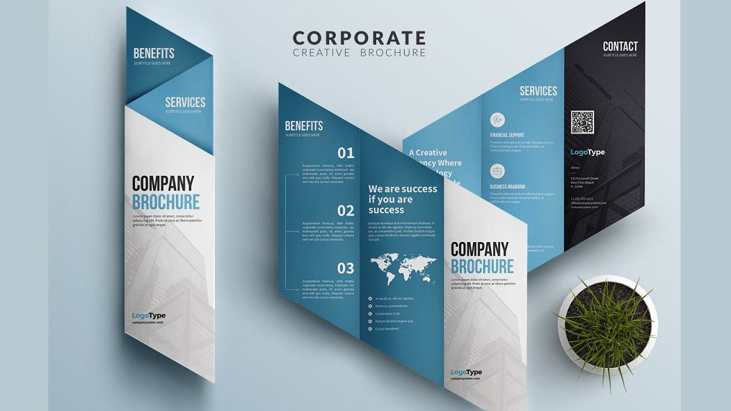 26 top brochure templates for designers