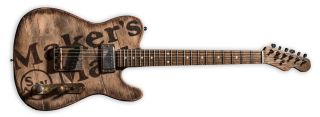These Whiskey Barrel Top Custom T-Style guitars will give you Big D energy | Guitarworld