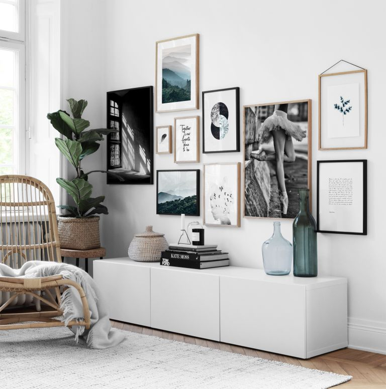 Fine How To Display Pictures And Photos Real Homes Ibusinesslaw Wood Chair Design Ideas Ibusinesslaworg