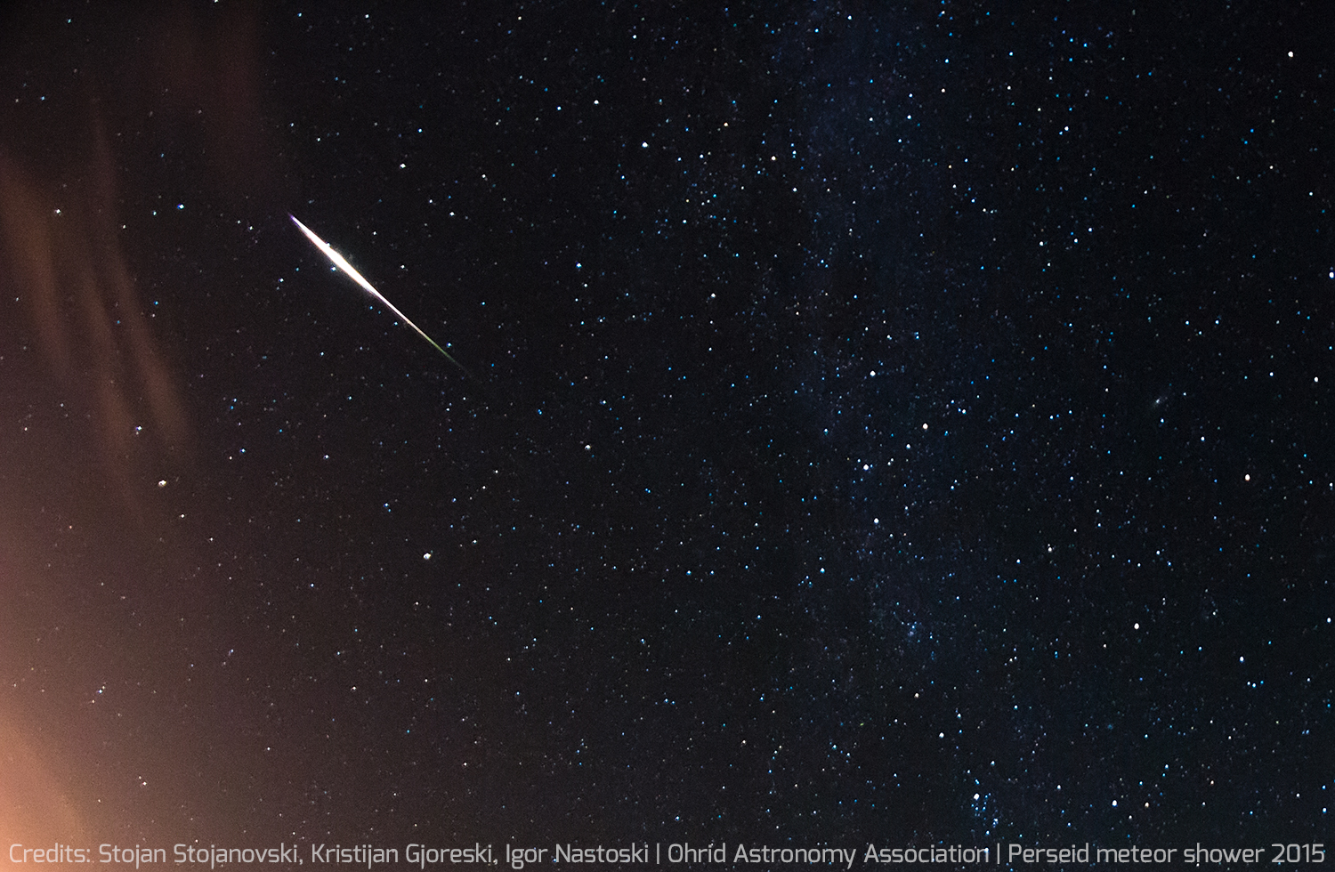 Perseid Meteor Shower 2019: When, Where & How to See It | Space