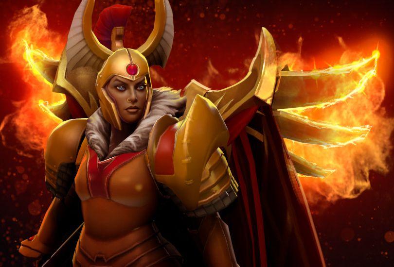 Free Dota 2 Legion Commander comic teases new hero | PC Gamer