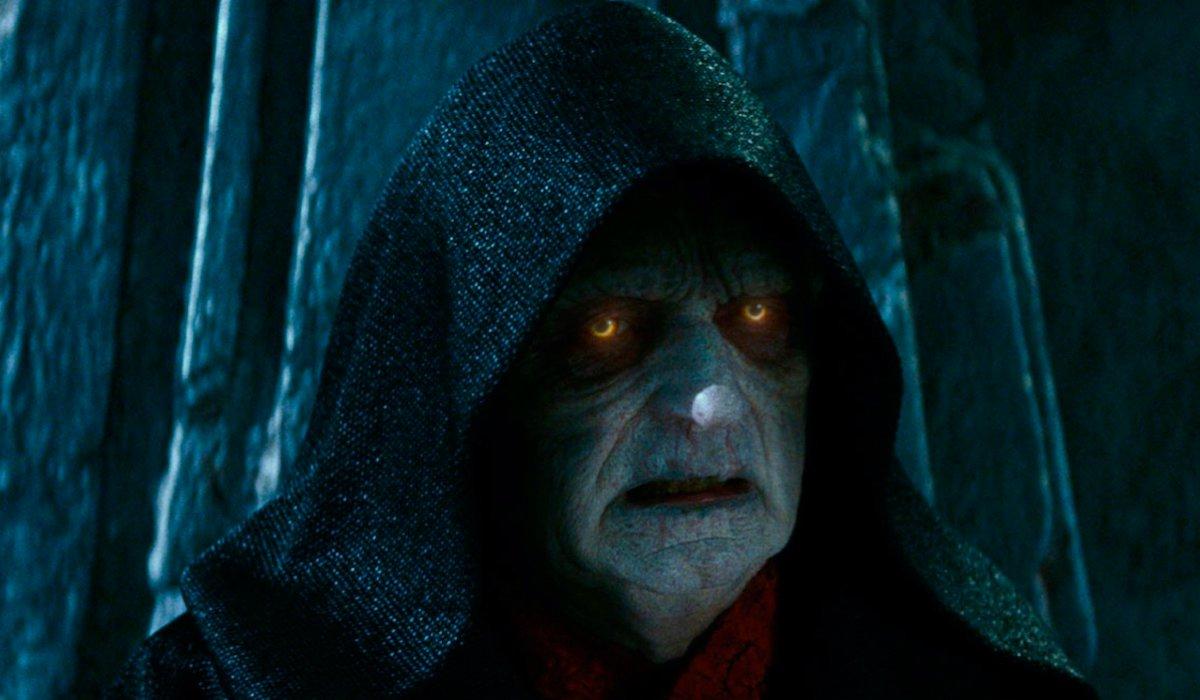 Emperor Palpatine in Star Wars: Rise of Skywalker