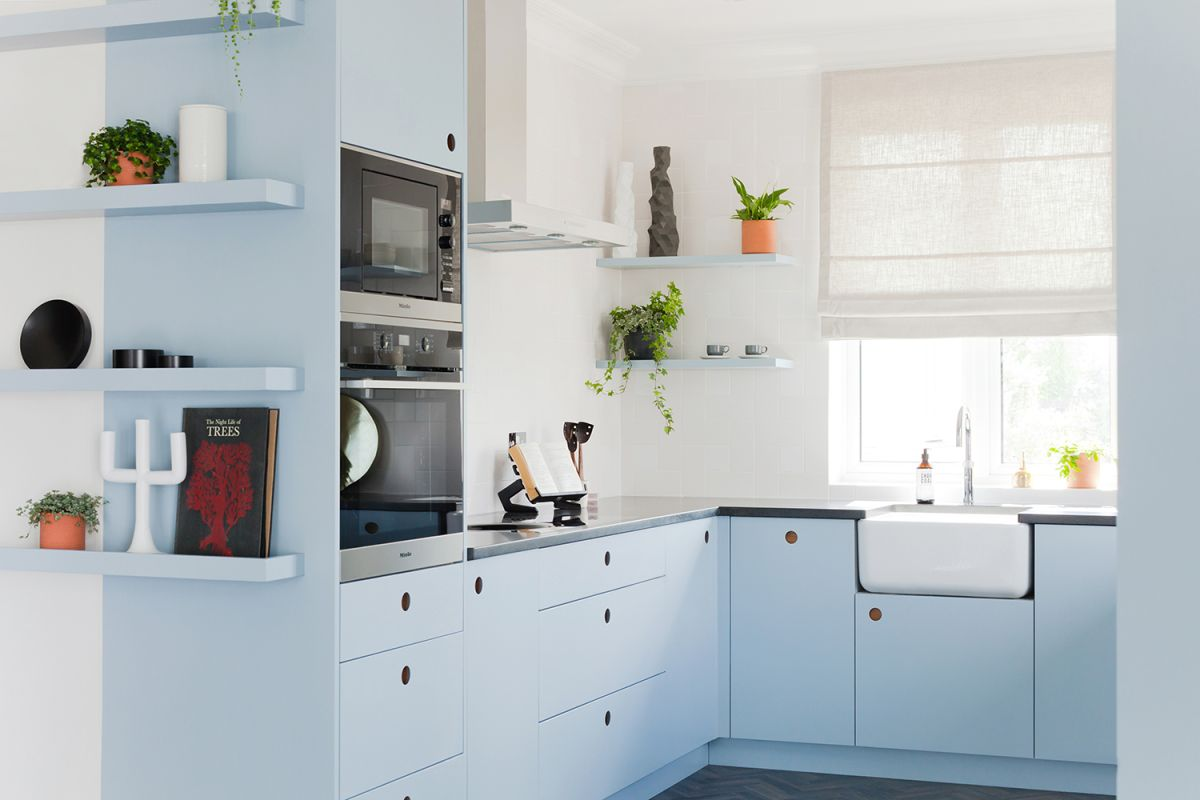 The smartest small kitchen ideas for when space is tight but style ...