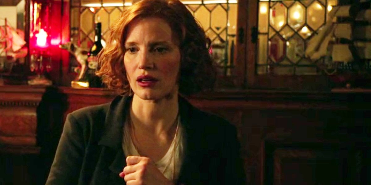 Jessica Chastain as Beverly in IT: Chapter Two