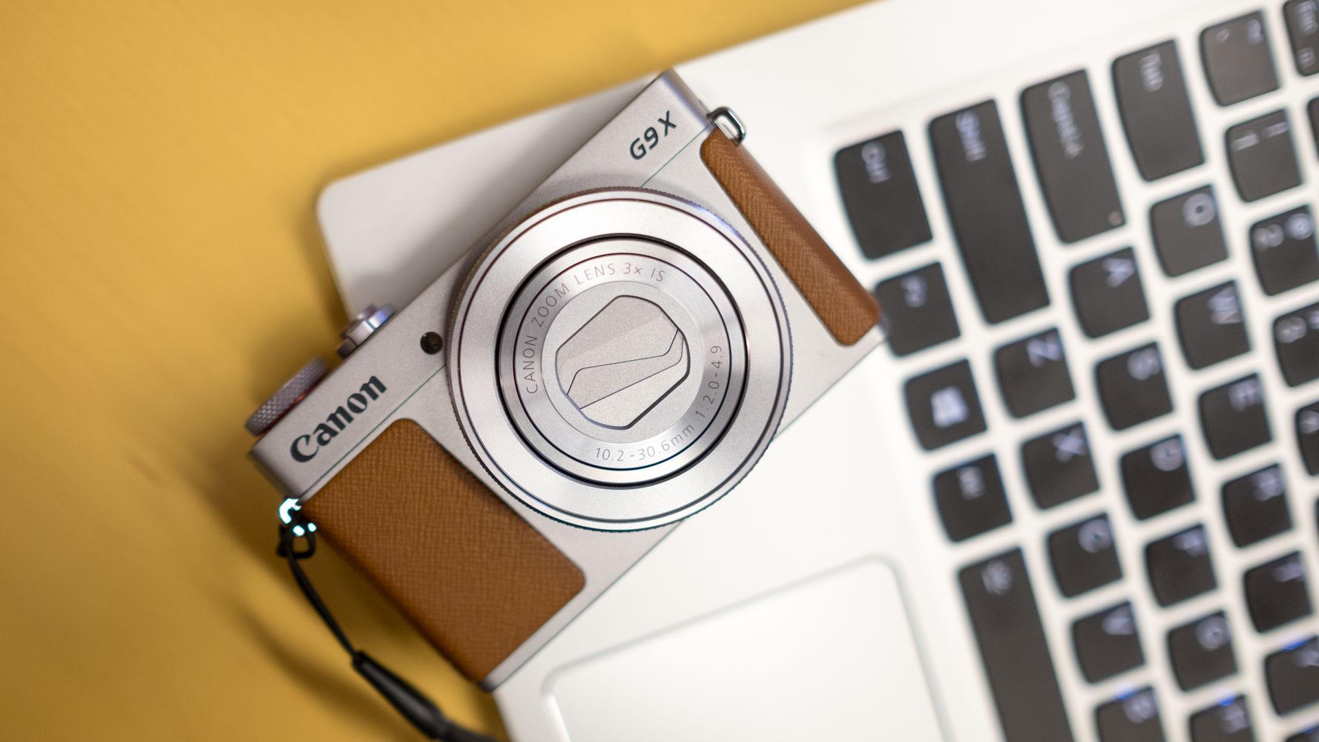 Canon PowerShot G9 X Mark III