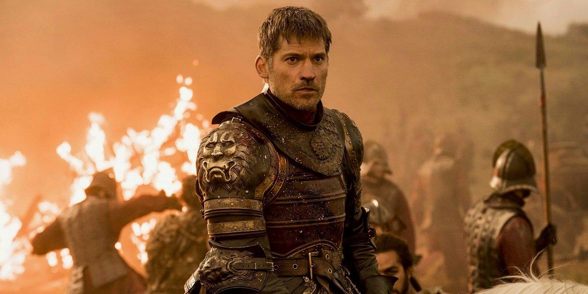 Nikolaj Coster-Waldau as Jaime Lannister in Game of Thrones
