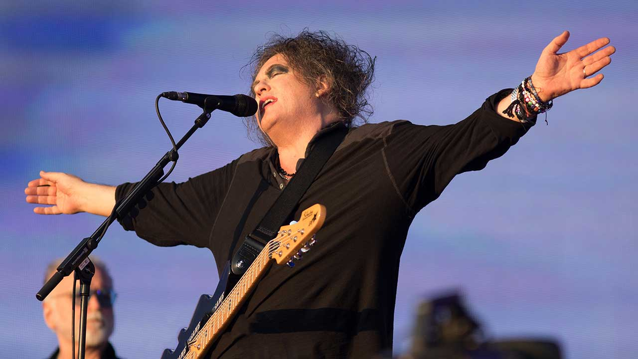The Cure's London setlist was the greatest The Cure setlist