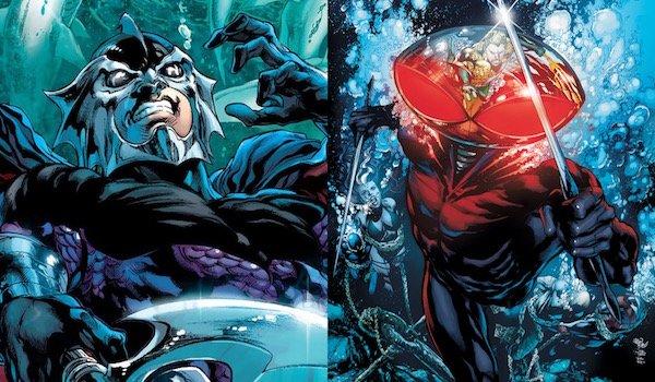Ocean Master and Black Manta
