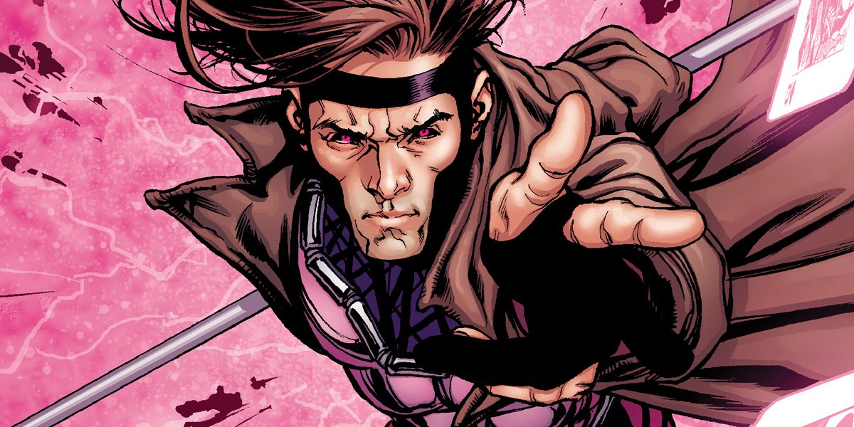 Remy LeBeau is Gambit