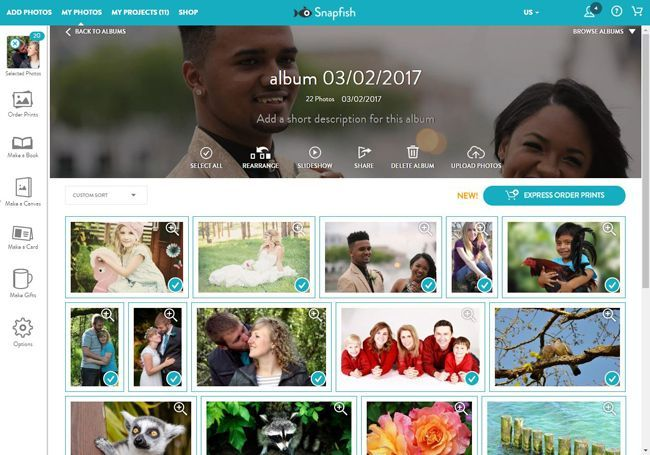 Snapfish Photo Printing Review - Quality, Features, Shipping