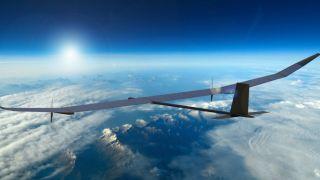 Image of the PHASA-35 UAV