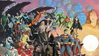 DC Universe Infinite September 2021