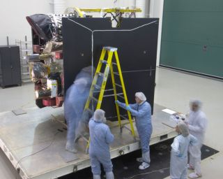 Moving Day For Mars Reconnaissance Orbiter