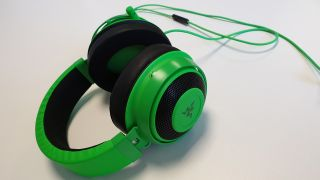 Razer Kraken Gaming Headset (Green)