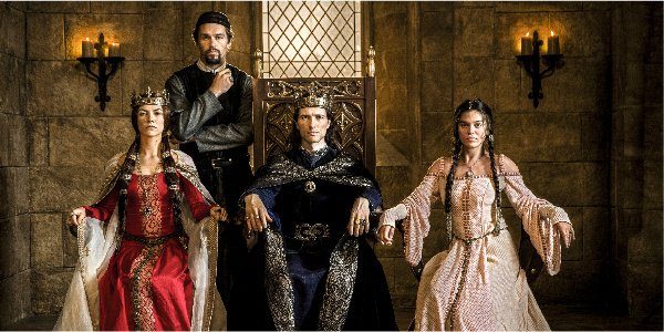 knightfall royal family history channel