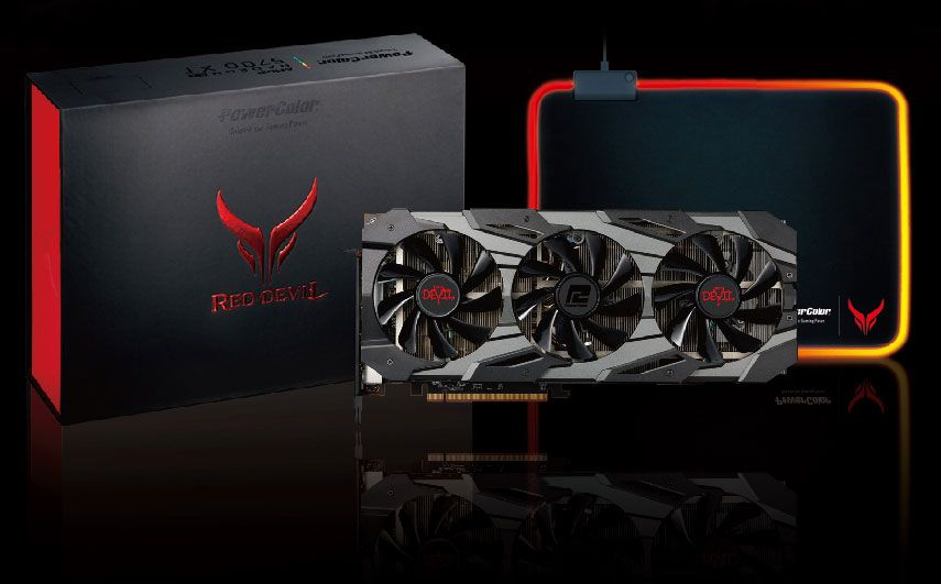 Pricing looks good on PowerColor's Red Devil and Dragon Radeon RX 5700 cards