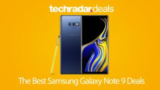 Galaxy Note 9 prices deals