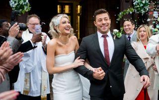 Hollyoaks Amy Ryan Wedding