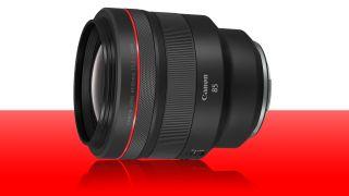 Canon RF 85mm F1.2L USM