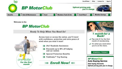 BP MotorClub Review