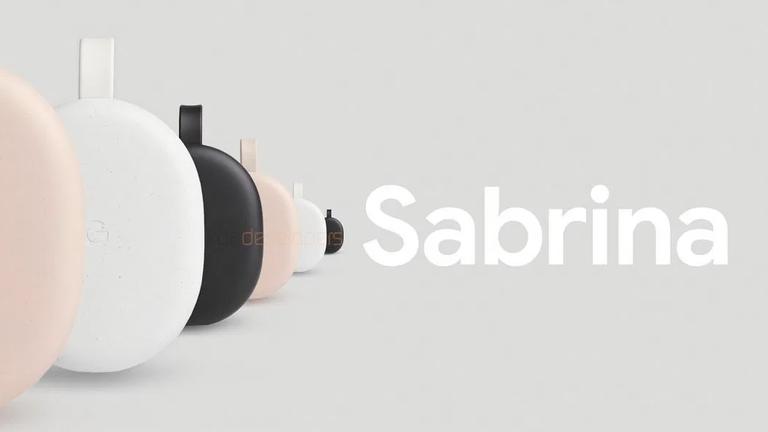 Chromecast 4 Sabrina