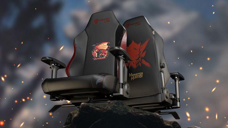 The best gaming chairs hero image showing the SecretLab Titan Evo 2022 Series