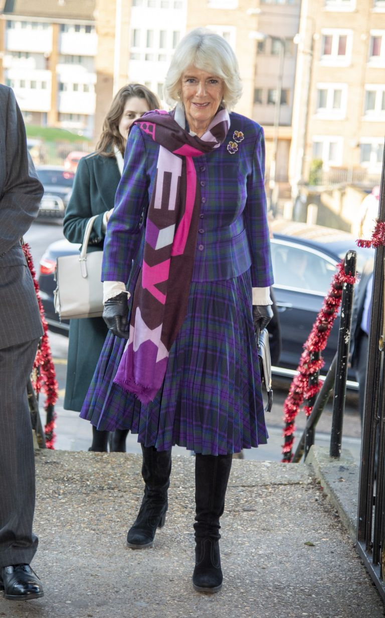Duchess of Cornwall styling tips
