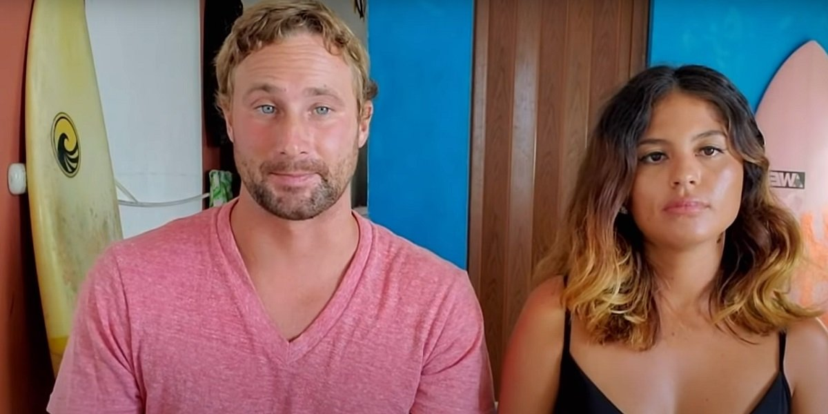 Corey and Evelin 90 Day Fiance: Self Quarantined