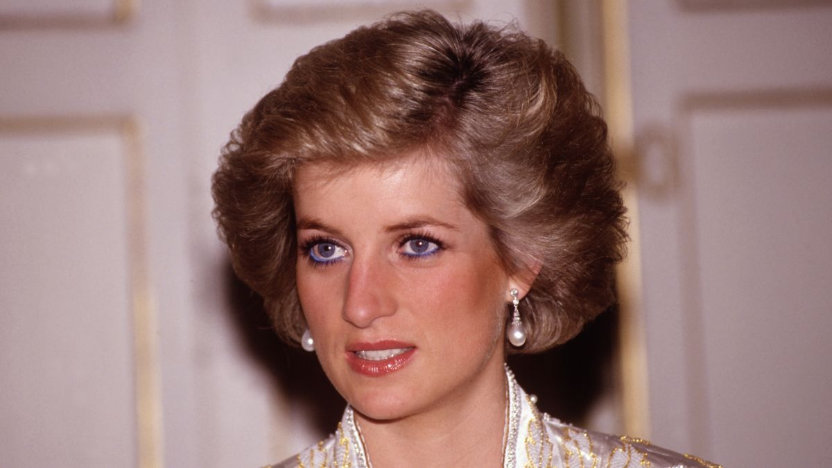 Princess Diana's make-up artist reveals the make-up product she loved most
