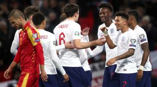 Euro 2020 draw England